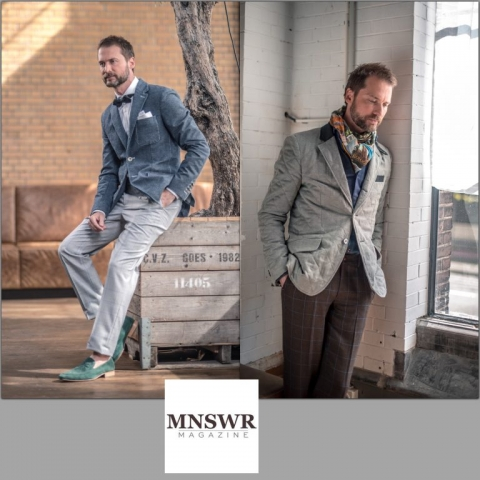 MNSWR Magazine Rolph Spoorendonk